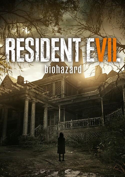 Cover for Resident Evil 7: Biohazard.