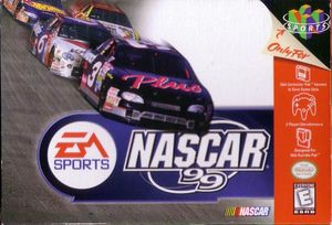 Cover for NASCAR 99.