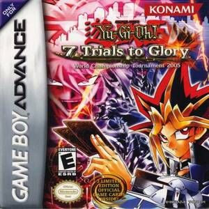 Cover for Yu-Gi-Oh! 7 Trials to Glory: World Championship Tournament 2005.