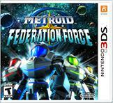 Cover for Metroid Prime: Federation Force.