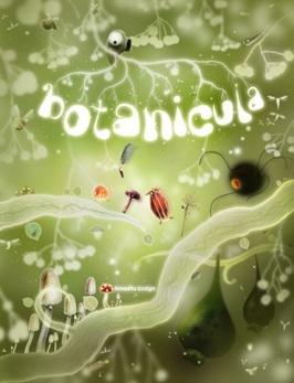 Cover for Botanicula.