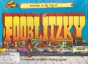 Cover for Fooblitzky.