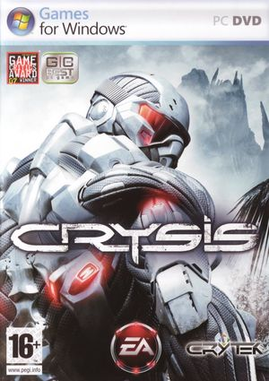 Cover for Crysis.