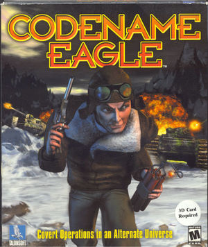 Cover for Codename Eagle.
