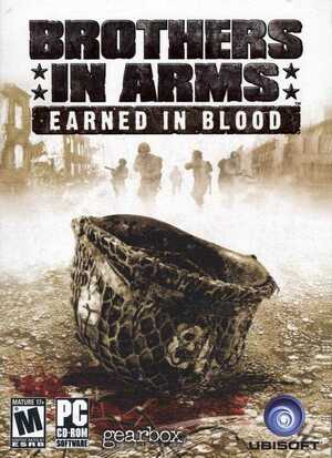 Cover for Brothers in Arms: Earned in Blood.