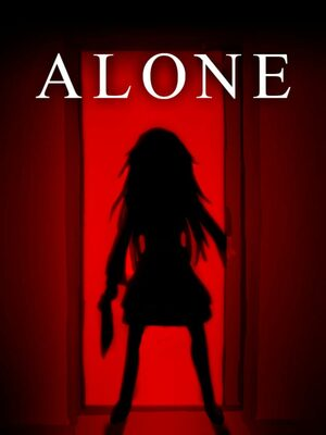 Cover for ALONE.