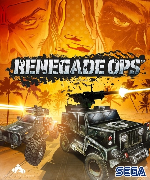Cover for Renegade Ops.