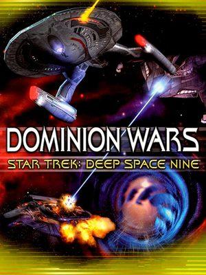 Cover for Star Trek: Deep Space Nine: Dominion Wars.