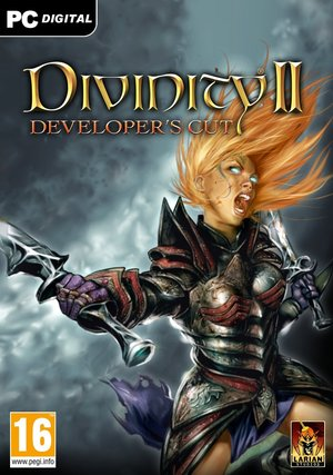 Cover for Divinity II.
