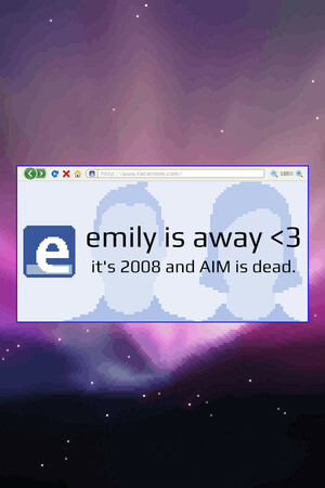 Cover for Emily is Away <3.