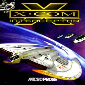Cover for X-COM: Interceptor.
