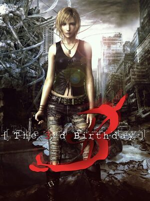 Cover for The 3rd Birthday.