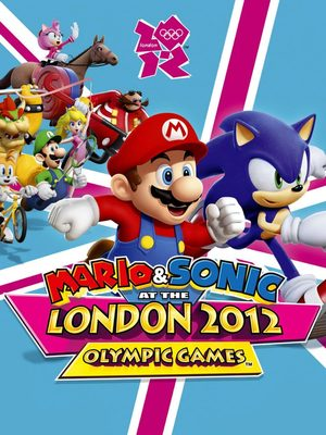 Cover for Mario & Sonic at the London 2012 Olympic Games.