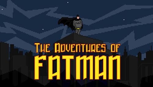 Cover for The Adventures of Fatman.