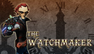 Cover for The Watchmaker.