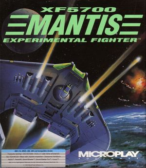 Cover for XF5700 Mantis.