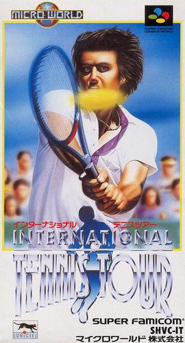 Cover for International Tennis Tour.