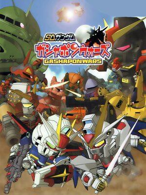 Cover for SD Gundam Gashapon Wars.