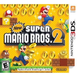 Cover for New Super Mario Bros. 2.