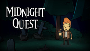 Cover for Midnight Quest.