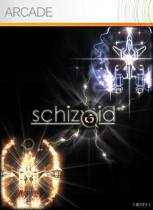 Cover for Schizoid.