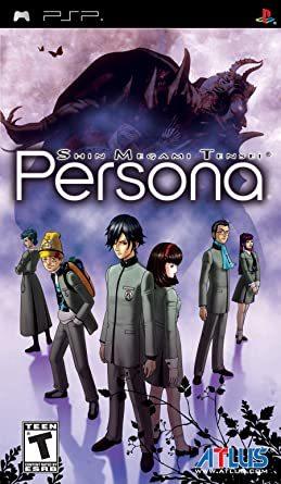 Cover for Shin Megami Tensei: Persona.