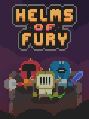 Cover for Helms of Fury.