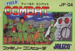 Cover for Field Combat.