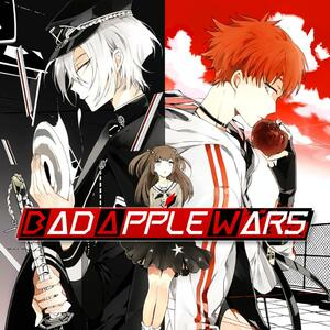 Cover for Bad Apple Wars.