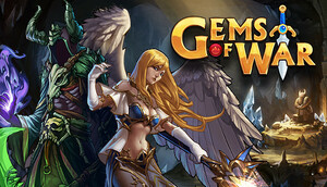 Cover for Gems of War.