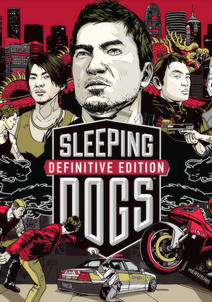 Cover for Sleeping Dogs.
