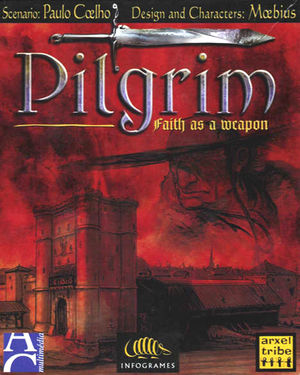 Cover for Pilgrim: Faith as a Weapon.