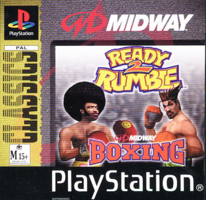 Cover for Ready 2 Rumble Boxing.