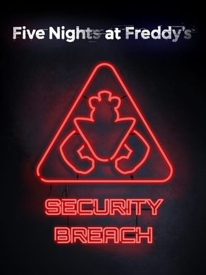 Cover for Five Nights at Freddy's: Security Breach.