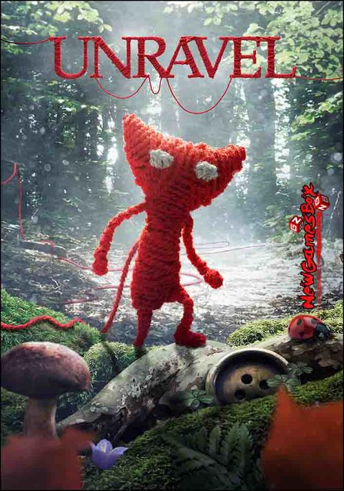 Cover for Unravel.