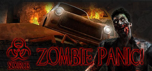 Cover for Zombie Panic! Source.