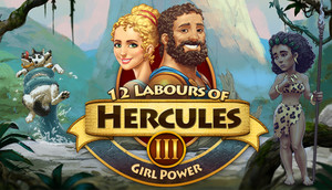 Cover for 12 Labours of Hercules III: Girl Power.