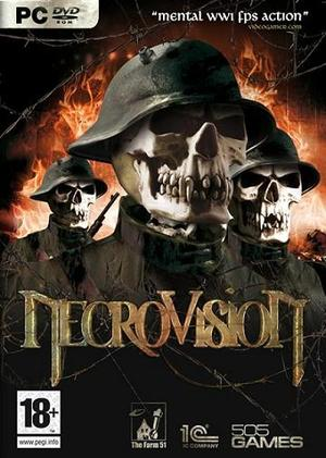 Cover for NecroVisioN.