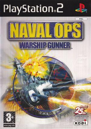 Cover for Naval Ops: Warship Gunner.