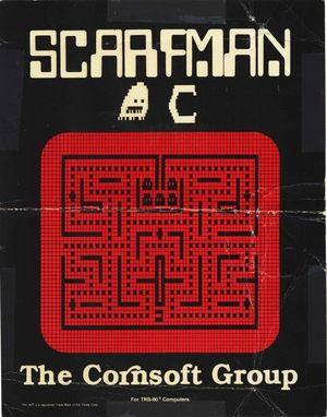 Cover for Scarfman.