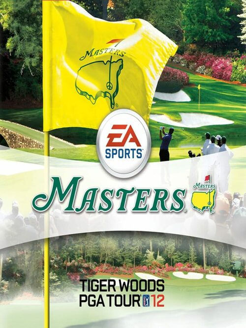 Cover for Tiger Woods PGA Tour 12.