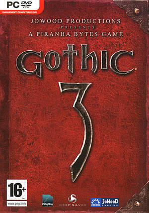 Cover for Gothic 3.