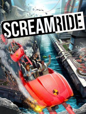 Cover for Screamride.