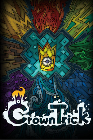 Cover for Crown Trick.