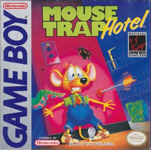 Cover for Mouse Trap Hotel.