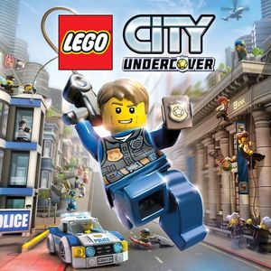 Cover for Lego City Undercover.