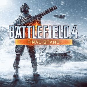 Cover for Battlefield 4: Final Stand.