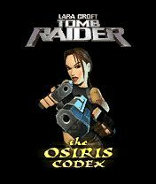 Cover for Tomb Raider: The Osiris Codex.