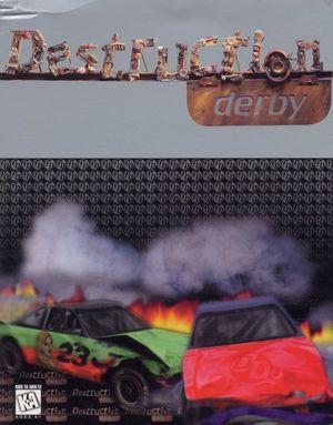 Cover for Destruction Derby.