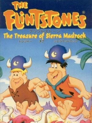 Cover for The Flintstones: The Treasure of Sierra Madrock.